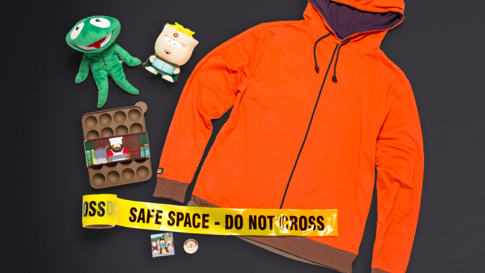 Limited Edition South Park Loot Crate Revealed!