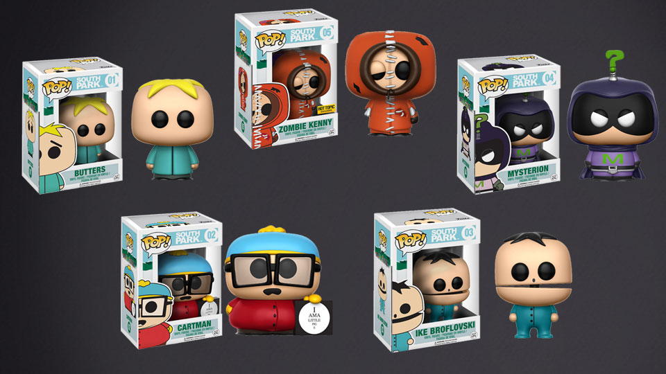 South Park is coming to Pop!