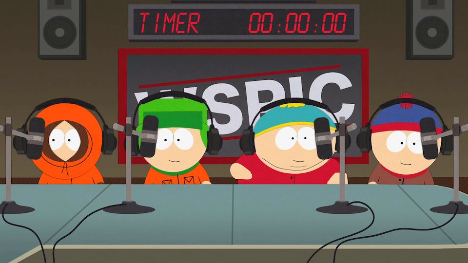 Matt Stone and Trey Parker join Bill Simmons to discuss 20 seasons of South Park!
