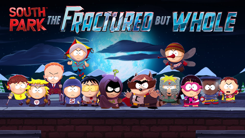 Image result for South Park Fractured but Whole