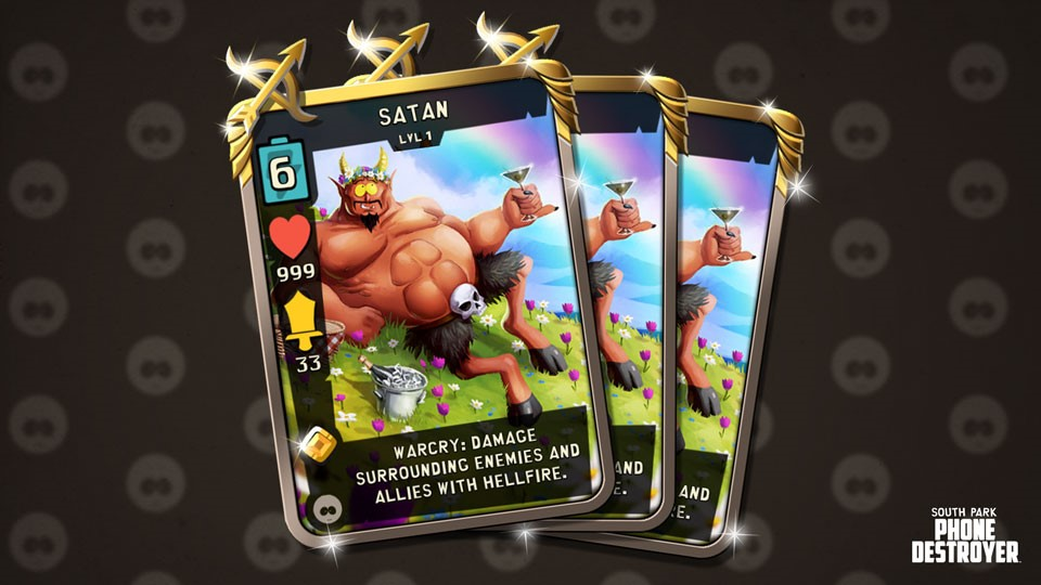 Satan Weekend Event