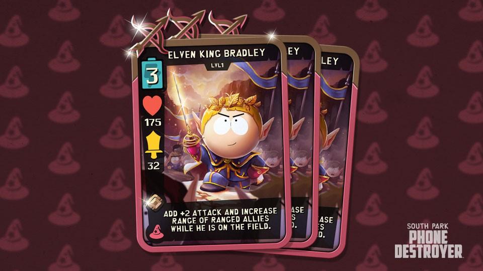 Meet Elven King Bradley