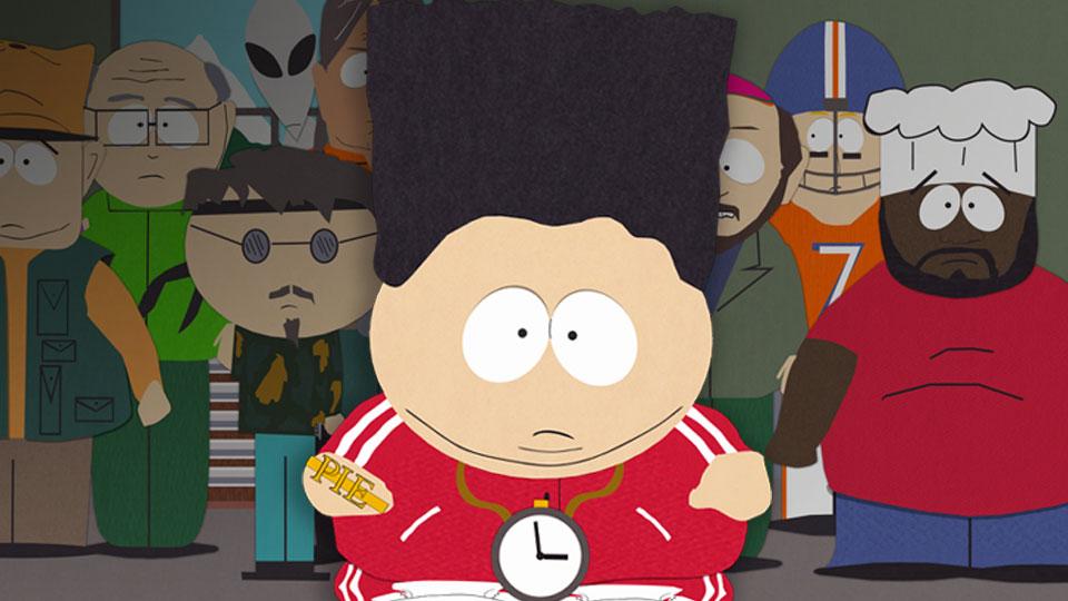 Fan Frage: Wer ist Cartmans Vater?