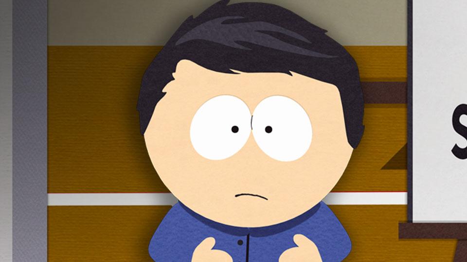 South Park Fan Verschwörung: Craig Tucker