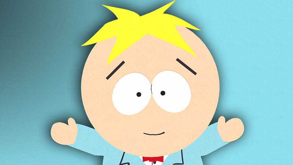 Es ist Butters