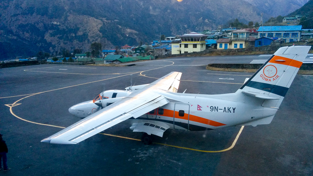 Lukla Flights