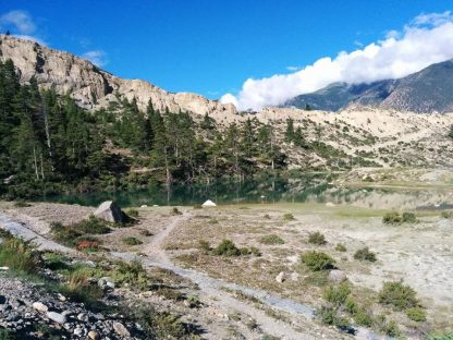 Dhumba Lake, a sidetrip from Jomsom [Annapurna Circuit Trek]