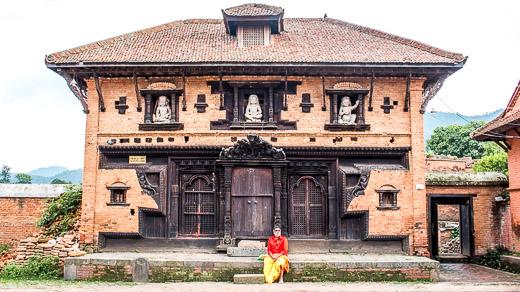 Unmatta Bhairava Temple