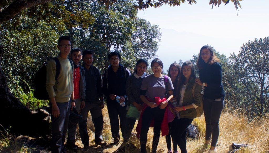 Kathmandu Hills hike experience