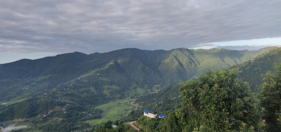 Hilly Outskirts of Pokhara