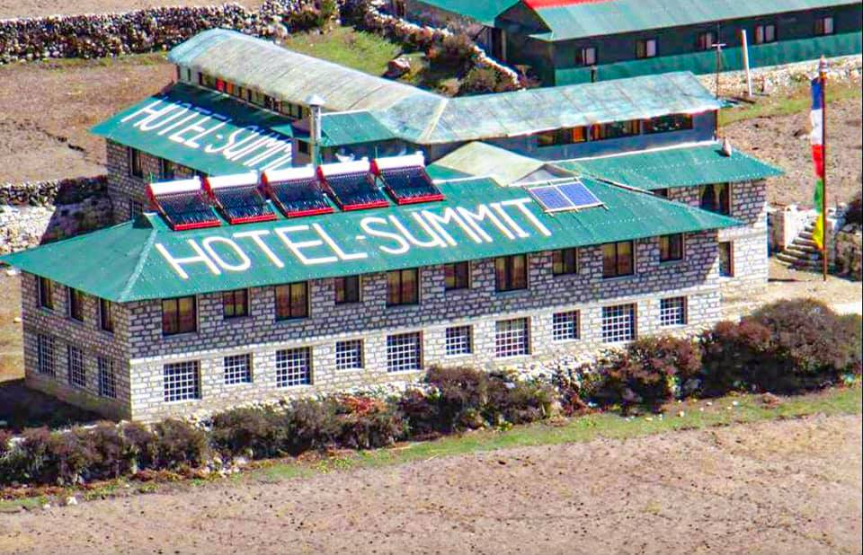 Hotel Summit 4410, Dingboche
