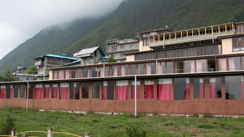 North Face Resort, Lukla
