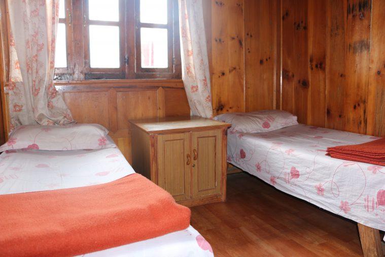 A Basic room in Lukla