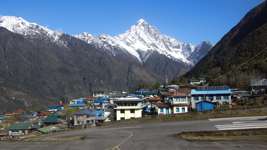 Hotels in Lukla