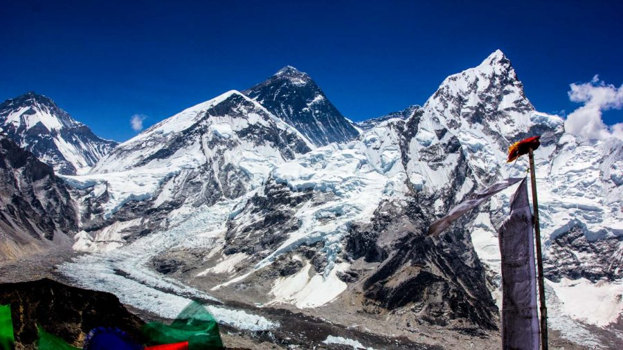 Everest as seen from Kala Pathhar