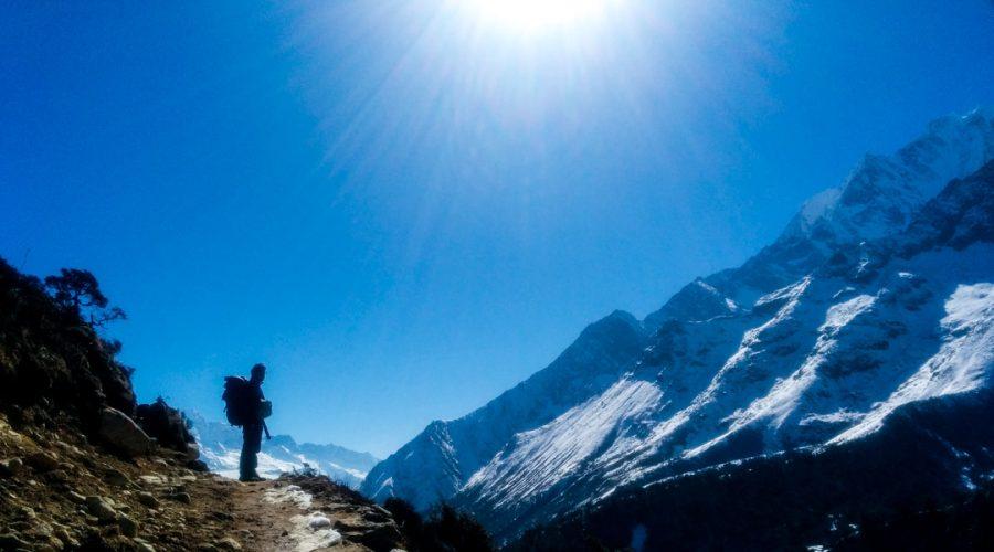 everest base camp trek in january