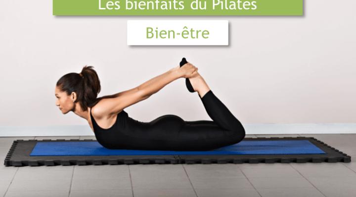 Les bienfaits du Pilates