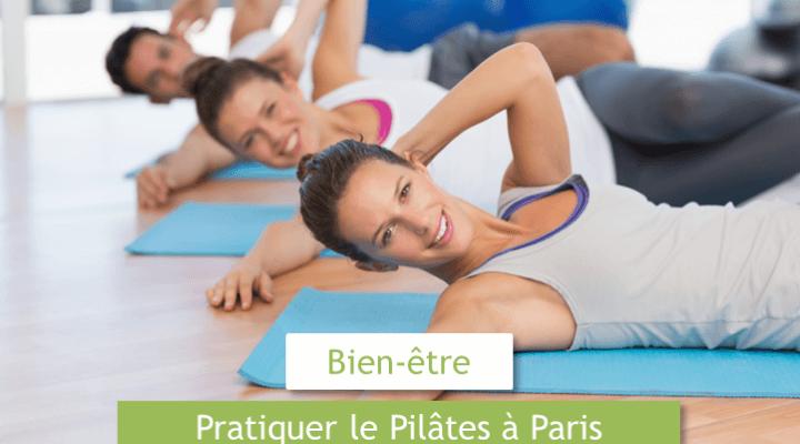 Pratiquer le Pilates Paris