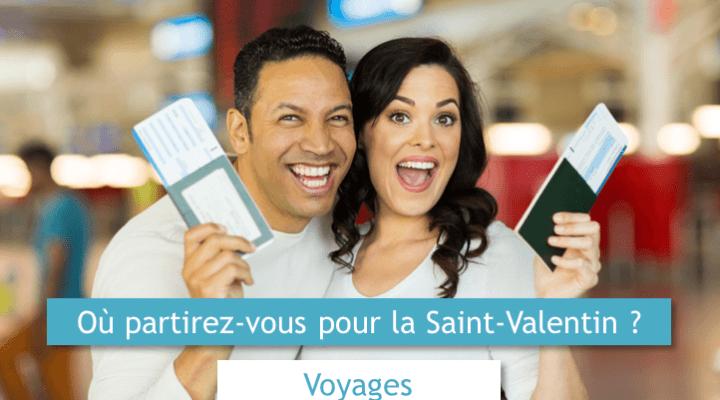Saint Valentin Voyage