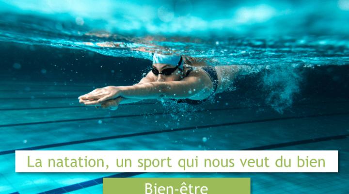 la natation un sport qui vous veut du bien Loisirs et privilèges