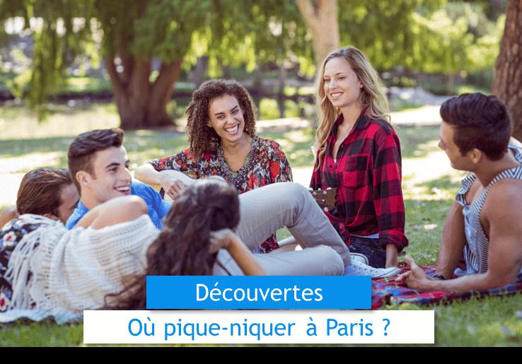 Où pique-niquer à Paris
