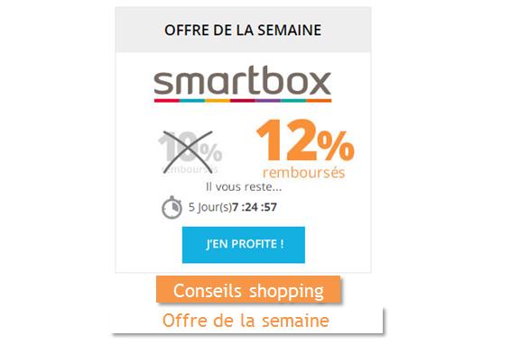 offre smartbox sur remises et reductions