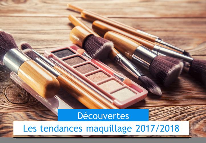 Les tendances maquillage 2017.2018 Remises et Réductions