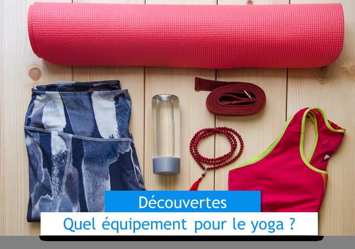 Quel équipement pour le yoga Remises et Réductions