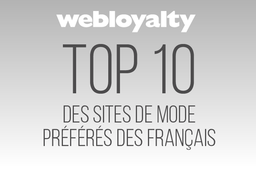 top 10 sites de mode