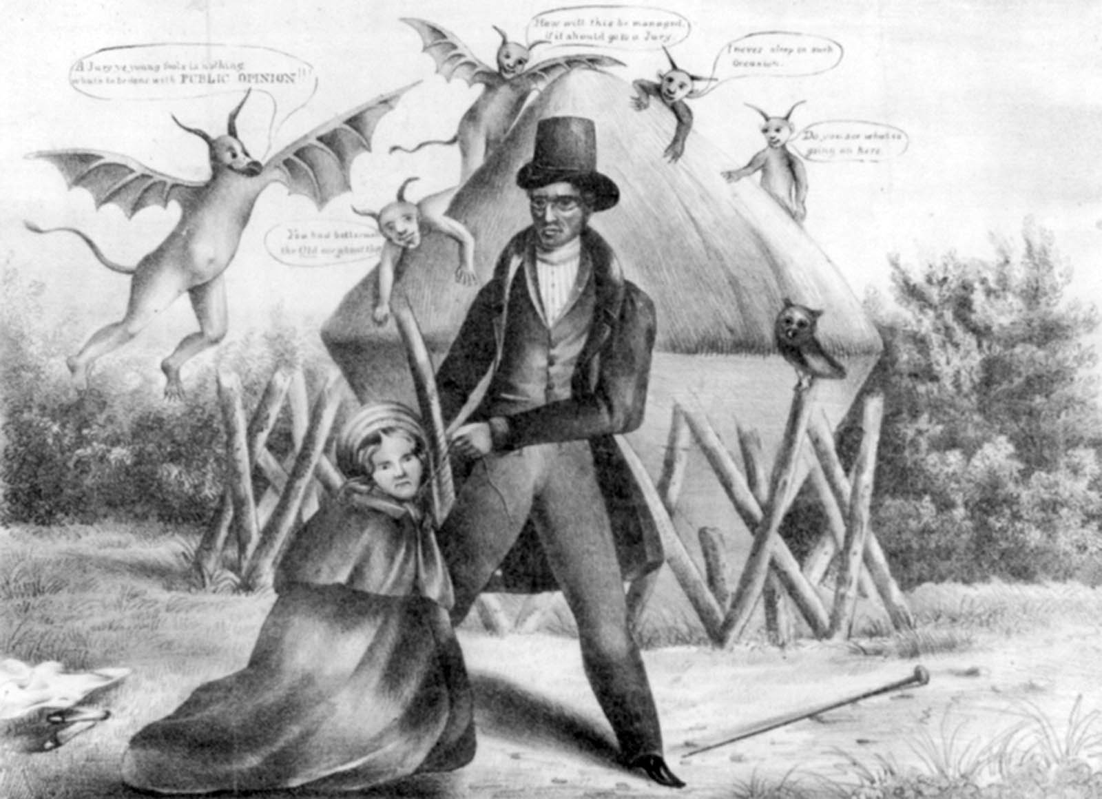The Murder of Sarah Cornell