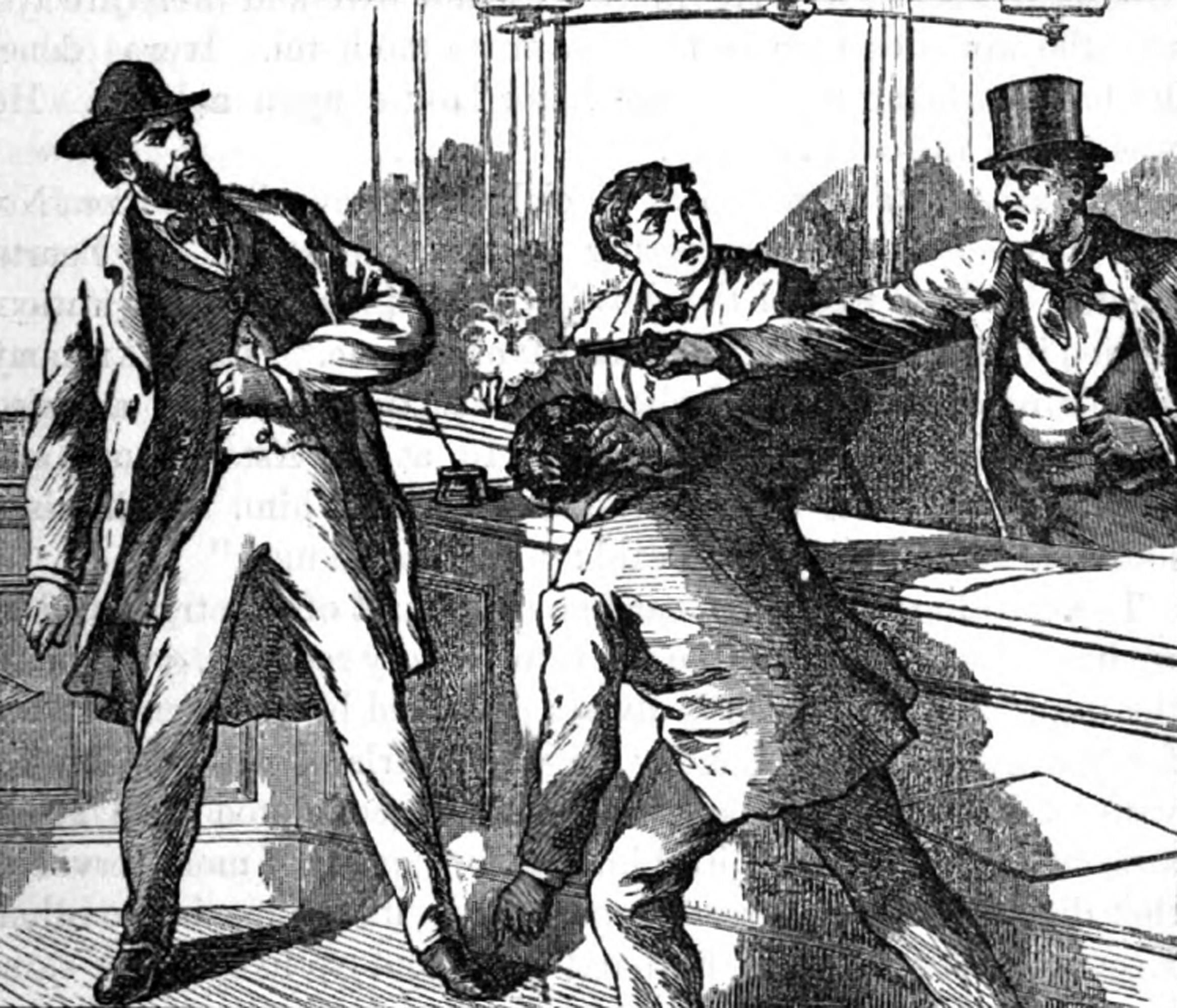 The Richardson-McFarland Tragedy