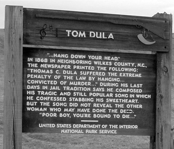 Hang Down Your Head Tom Dula