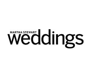 marthastewartweddings logo