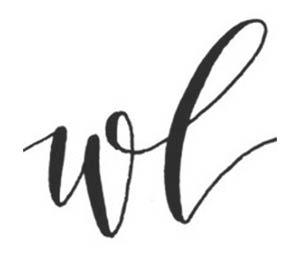 weddinglovely.com logo