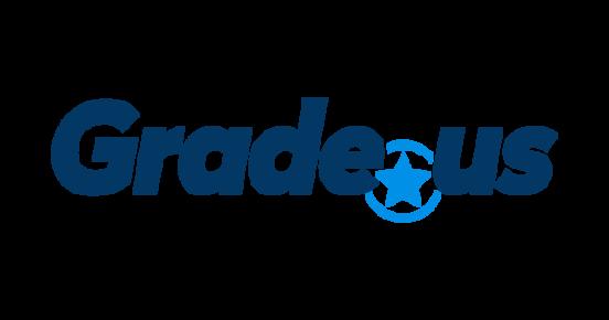 Grade us Logo