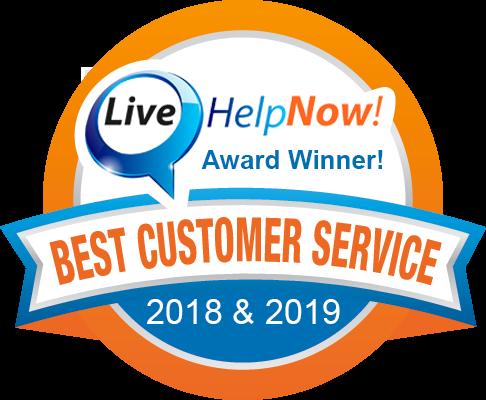 Live Help Now Award