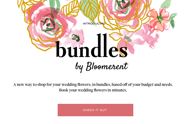 Bundles by bloomerent