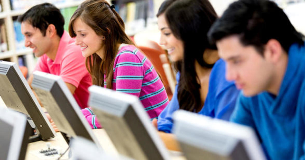Student online learning