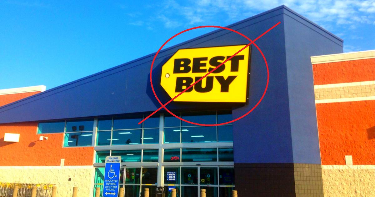 Boycott best buy