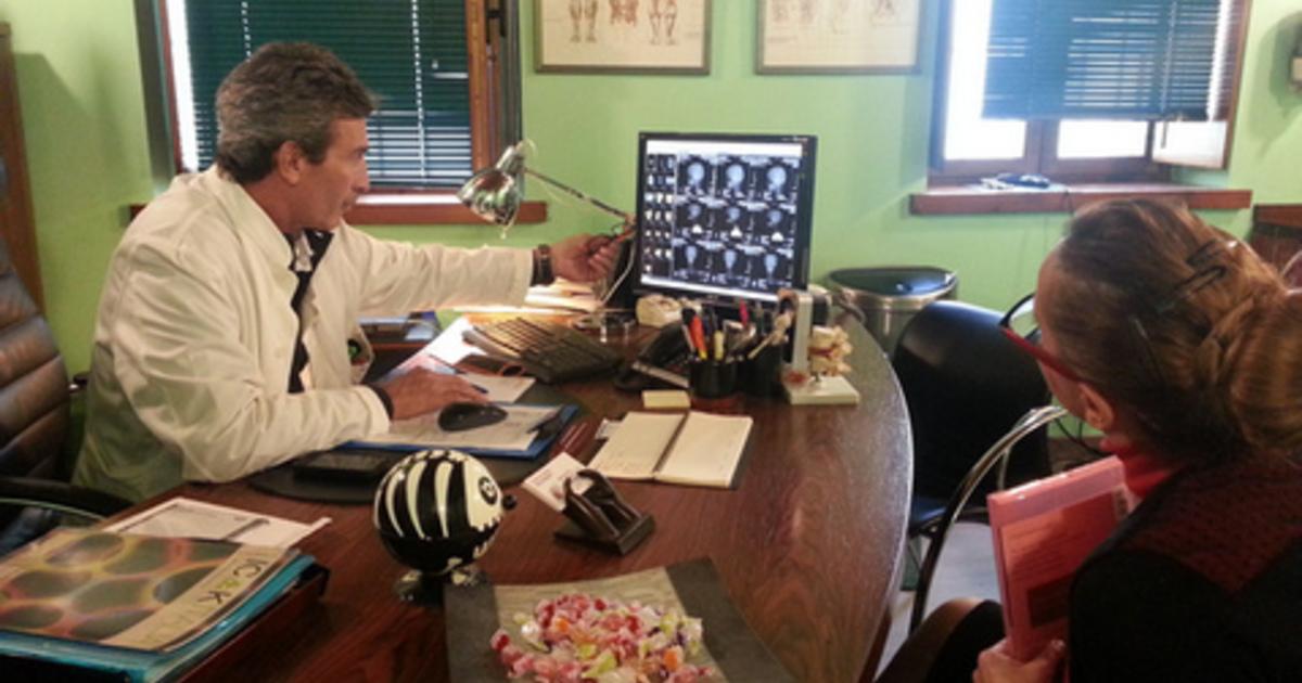 Dr. wayne steiner ernia del disco