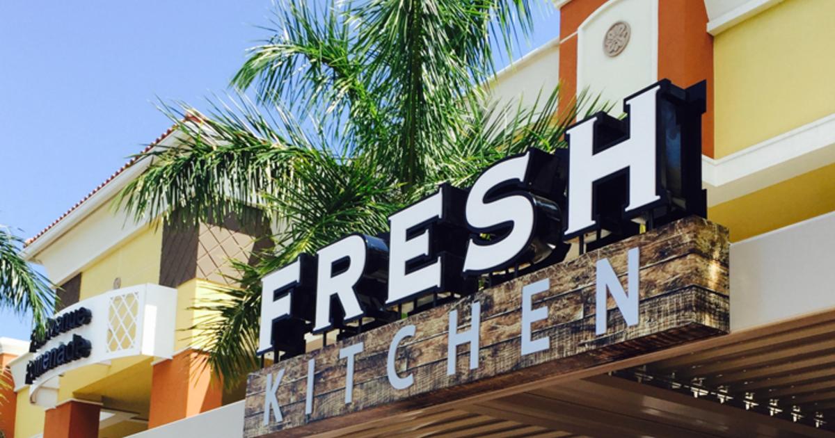 Fresh kitchen horiz