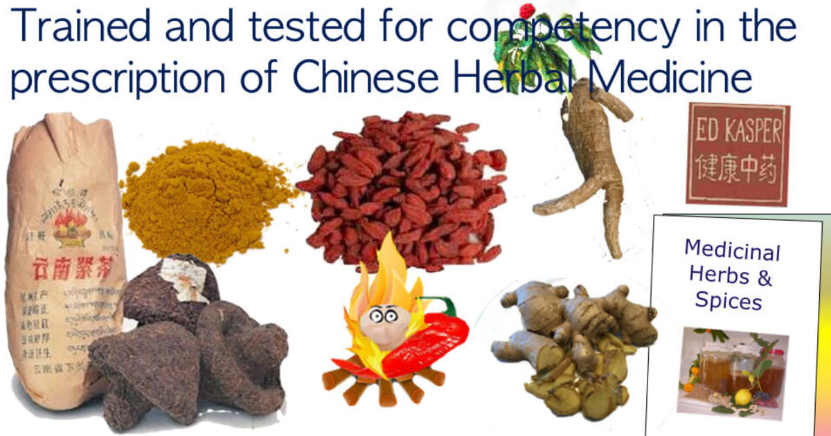 Medicinal herbs and spices