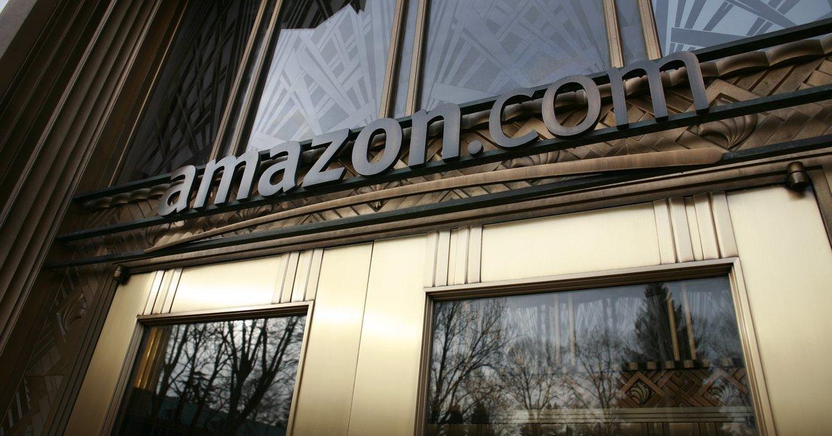 Amazon front door