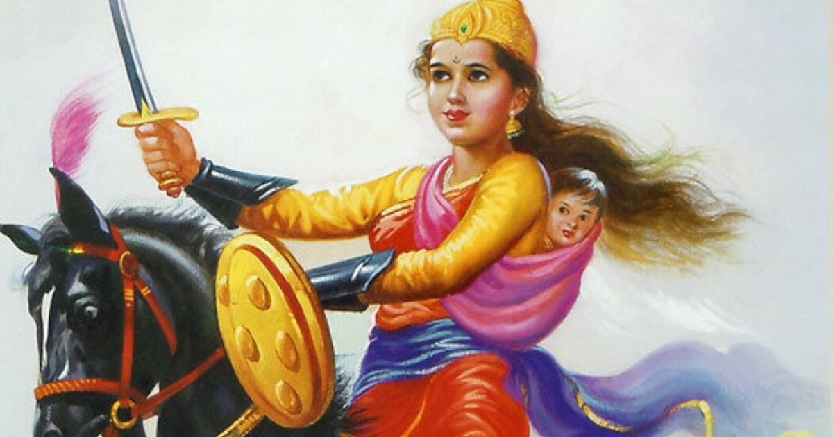 essay on rani lakshmi bai of jhansi Rani lakshmibai lakshmi bai, the rani of jhansi (c 19 november 1835 – 18 june 1858)[1] (marathi- झाशीची राणी लक्ष्मीबाई) was the queen of the maratha-ruled princely state of jhansi, situated in the north-central part of india.