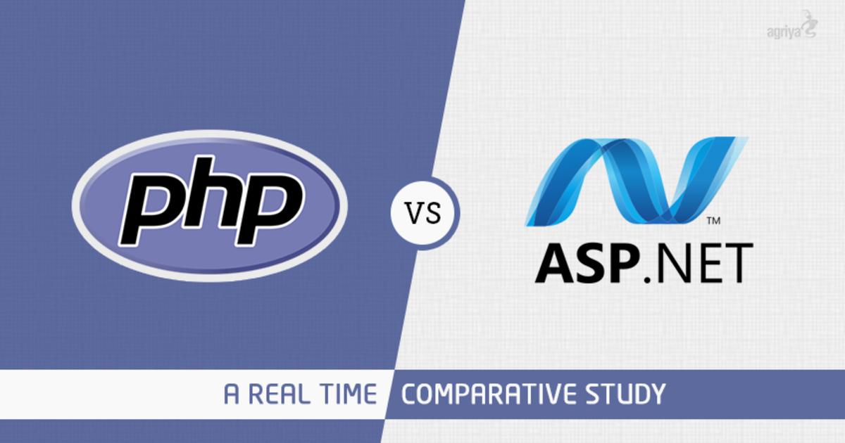 Php vs aspnet