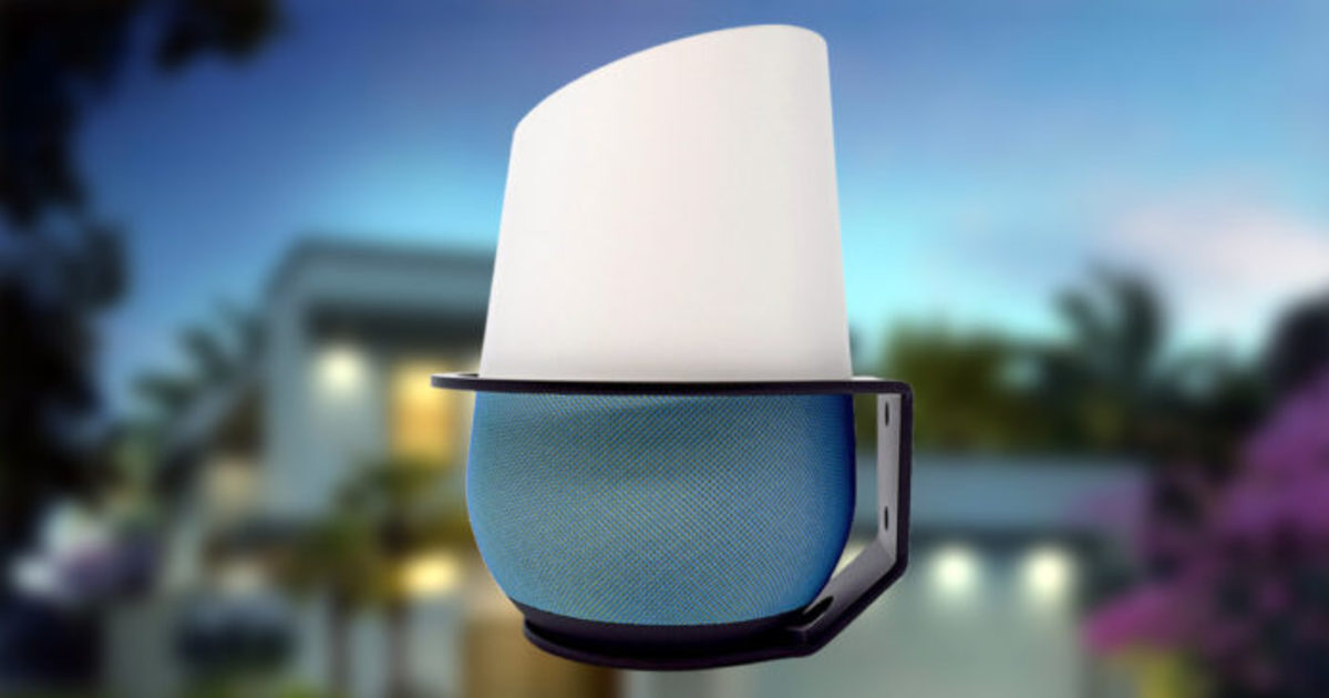Best google home wall mount by humnacentric