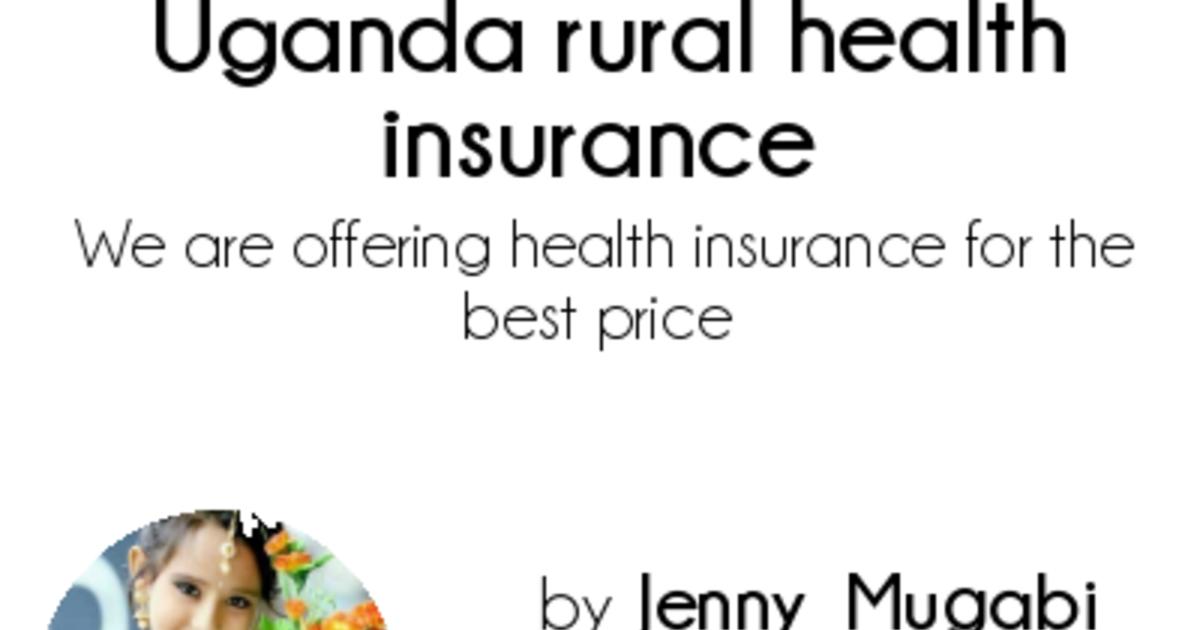 Uganda insurance