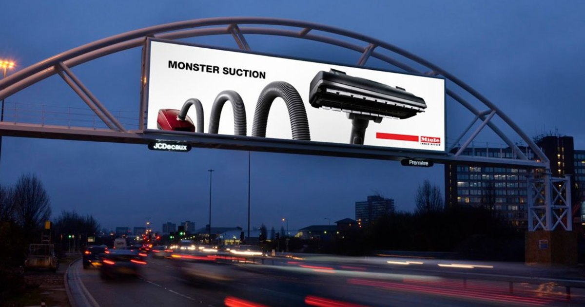 Miele monster suction trafford arch