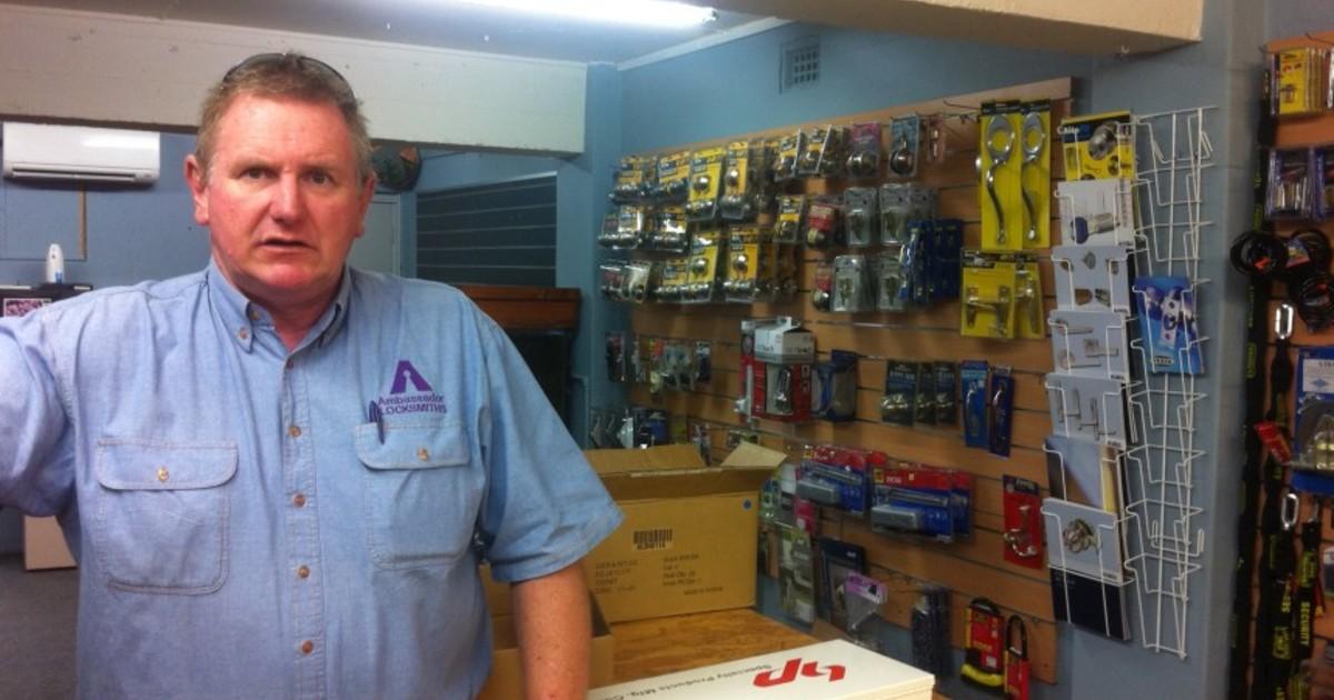 Ambassador locksmiths charlestown
