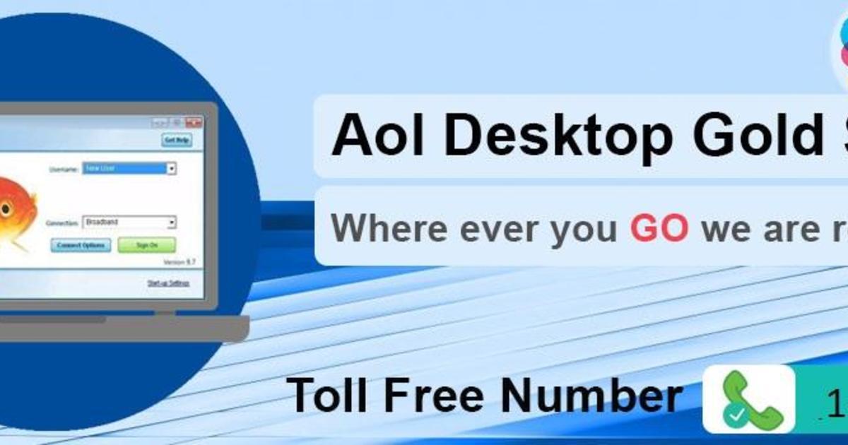 Aol gold download center